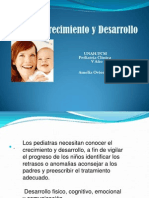Pediatria Crecimiento y Desarrollo