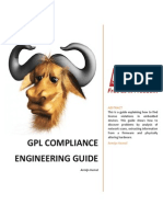 GPL Compliance Engineering Guide