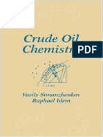 Crude Oil Chemistry