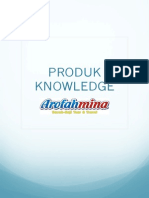 Produk Knowledge Arofahmina