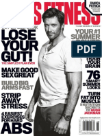 Mens Fitness (USA) July 2013