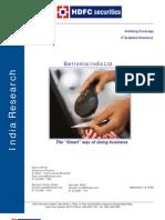 Bartronics Company Report1