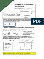 DISEÑO DE FUNDACION AISLADA Y RECTANGULAR.xlsx