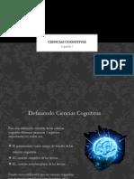 Ciencias Cognitivas (Examen)