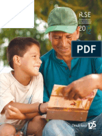 Memoria Responsabilidad Social Empresarial 2011 - 2012