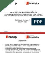ASPIRACIÓN_SECRECIONES
