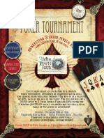 3IJF Poker Tournament