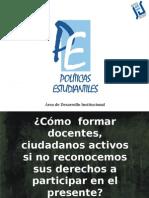 POWERConcurso NOS-OTROS Y LA PARTICIPACIÓN