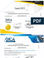 Certificados de Escomape