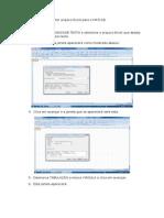 Tutorial Como Exportar Dados Excel Para Matlab