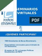 Power de Seminarios Virtuales