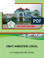 Obat Anestesi Lokal 021211