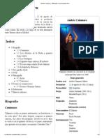 Andrés Calamaro - Wikipedia, la enciclopedia libre