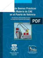 Guia de Buenas Practicas en Materia de Cae en El Puerto de Valencia