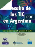 El Desafio TIC Argentina WEB