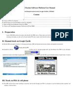 GPS Tracker Software Platform User Manual