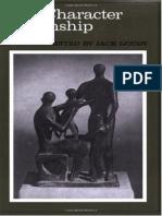 Jack Goody the Character of Kinship