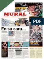 PORTADA, REDISEÑO MURAL, MIÉRCOLES 20 DE NOVIEMBRE DEL 2013