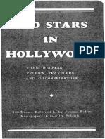 Red StarsIn Hollywood