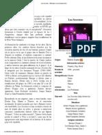 Los Secretos - Wikipedia, La Enciclopedia Libre