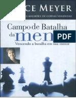 Joyce Meyer - Campo de Batalha da Mente.