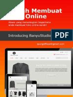 Membuat Website Toko Online Dengan Menggunakan Open Cart