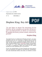Jhojan S. K. (Stephen King)