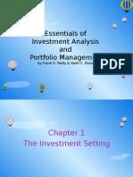 Essentials of Investment Analysis and Portfolio Management