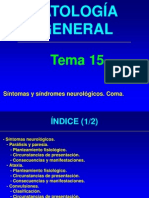 Sindromes neurologicos