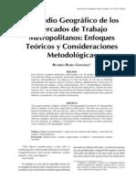 02 Rubio Geografia y Mercados de Trabajo