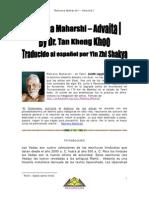Ramana Maharshi Advaita I Spanish