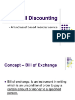 bill discounting