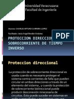 22_proteccion Direccional de Sobrecorriente de Tiempo Inverso