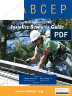 NABCEP PV Installer Resource Guide March 2012 v.5.2