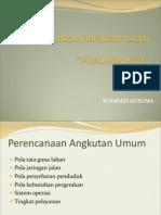 Model Pemilihan Rute