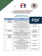 ECDI Dissemination Plan (2013 2014)