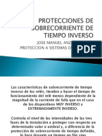 30_protecciones de Sobrecorriente de Tiempo Inverso