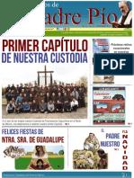 Amigos de Padre Pio - Diciembre 2012