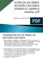 Aplicacion Weka Lorena Leon 090422122539 Phpapp02