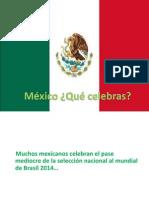 México celebra