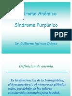 45668603 Sindrome Anemico y Purpurico