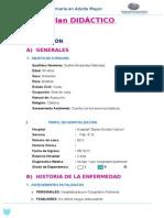 Plan Didactico
