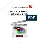 Manual Final Cut Pro (español)
