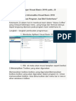 Belajar Visual Basic 2010