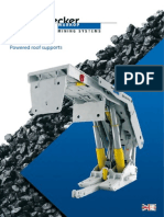 Powered Roof Support (PRS)