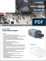 Avtron Box Mount Camera AM-H548-NM