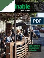 Sustainable Transportation Magazines ITDP