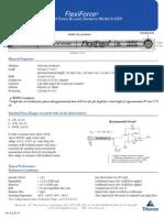 FLX A201 Force Sensor