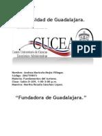 Fundadora de Guadalajara