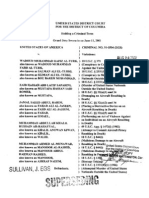 Pan Am Flight 73 - US Department of Justice - Superseding Indictment